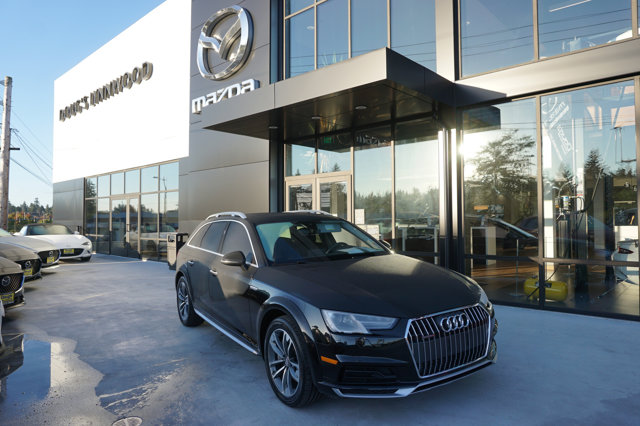Used 2018 Audi A4 allroad in Edmonds Lynnwood Seattle Kirkland Everett, WA