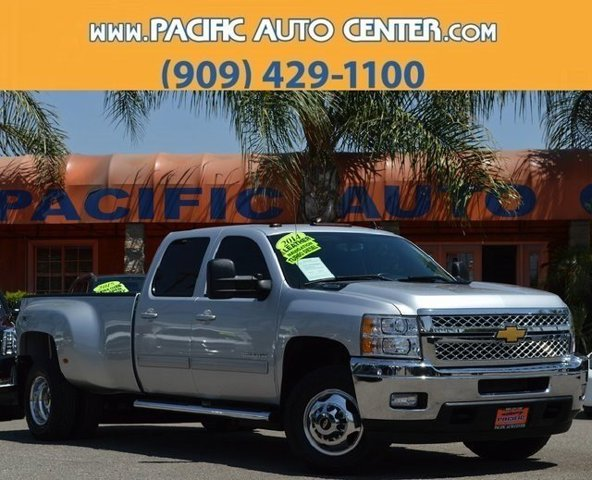 Used 2014 Chevrolet Silverado 3500HD in Fontana, CA