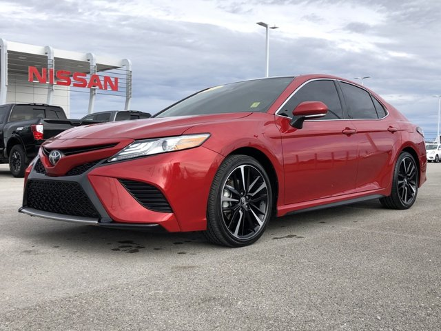 Used 2019 Toyota Camry in Shelbyville, TN