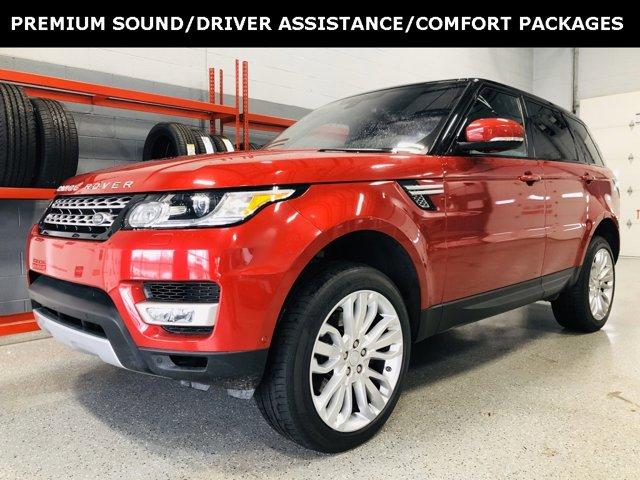 Used 2016 Land Rover Range Rover Sport in Jackson, MI