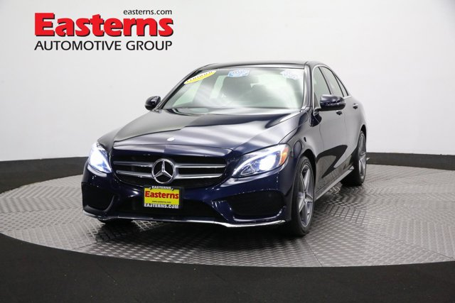 2016 Mercedes-Benz C-Class for sale 121827 0