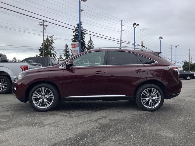 Used 2013 Lexus RX 350 FWD 4dr