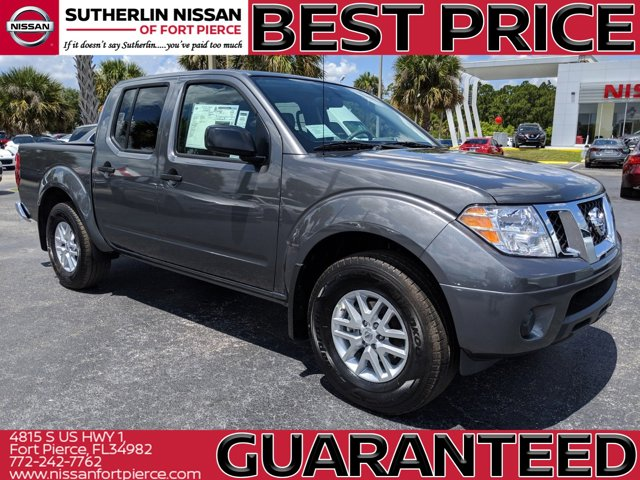 New 2019 Nissan Frontier in Fort Pierce, FL
