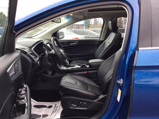 Used 2018 Ford Edge Titanium AWD