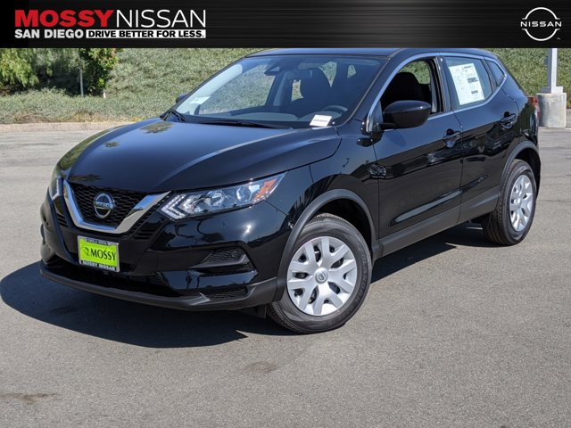 2020 Nissan Rogue Sport S FWD S Regular Unleaded I-4 2.0 L/122 [9]