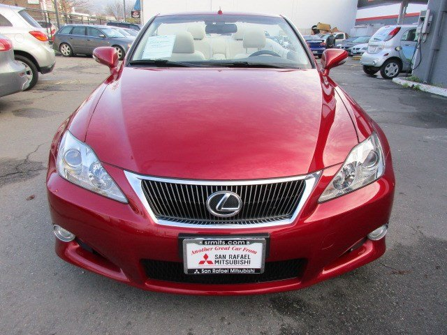 Photo 30 of this used 2010 Lexus IS 350C vehicle for sale in San Rafael, CA 94901