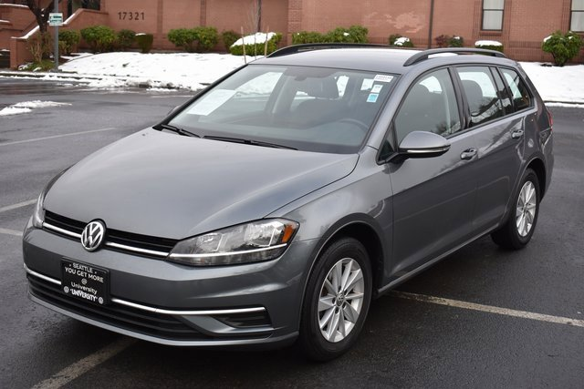 Used 2018 Volkswagen Golf SportWagen in Lynnwood, WA