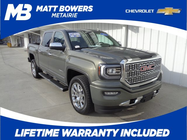 Used 2017 GMC Sierra 1500 in New Orleans, and Slidell, LA