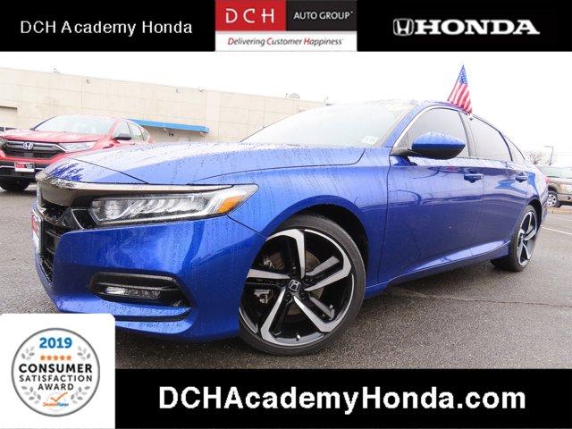 Used 2018 Honda Accord Sedan in Old Bridge, NJ