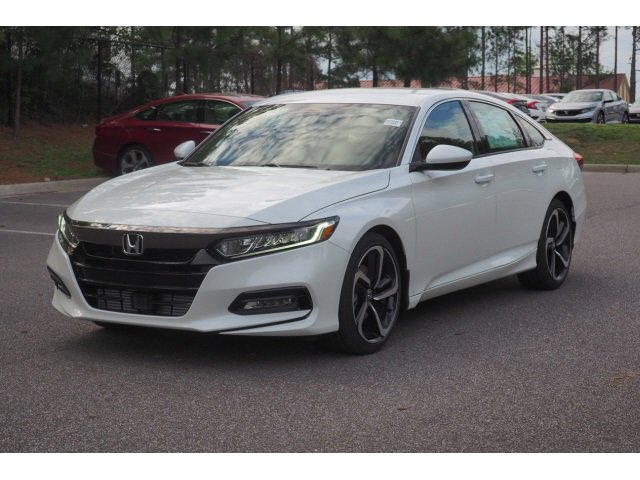 New 2020 Honda Accord Sedan in Birmingham, AL
