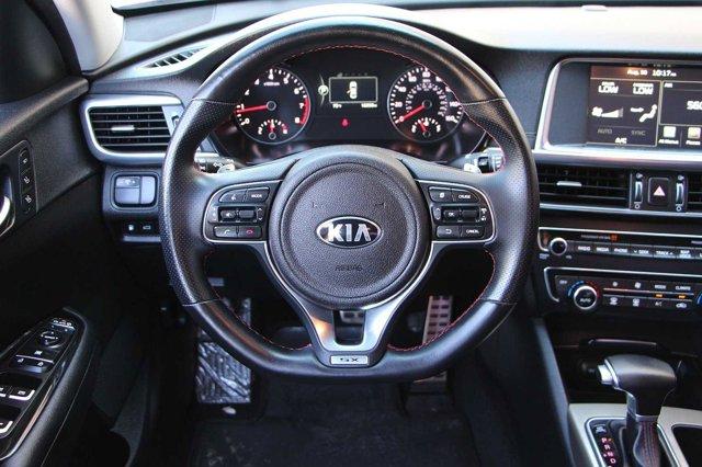 2016 Kia Optima SX Turbo 15