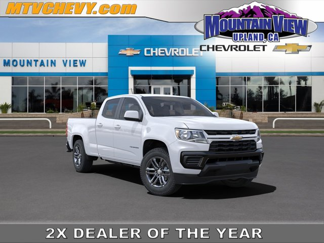 "2021 Chevrolet Colorado 2WD Work Truck 2WD Crew Cab 141"" Work Truck Gas V6 3.6L/ [12]"