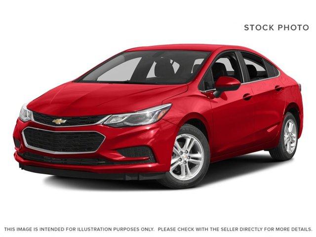 2016 Chevrolet Cruze LT 4dr Sdn Auto LT Turbocharged Gas I4 1.4L/ [4]