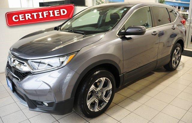 Used 2018 Honda CR-V in Akron, OH