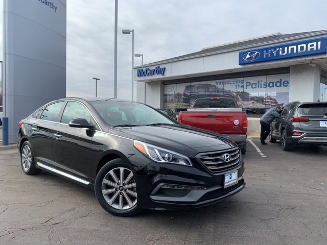 Used 2017 Hyundai Sonata in Blue Springs, MO
