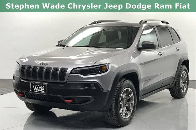 Used 2020 Jeep Cherokee Trailhawk