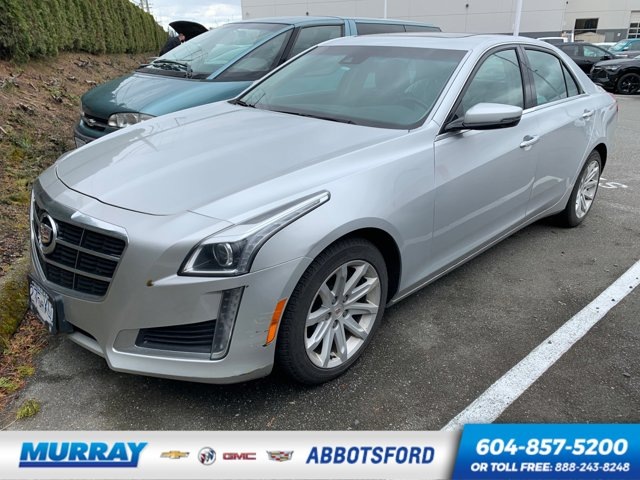 2014 Cadillac CTS Sedan Luxury AWD 4dr Sdn 2.0L Turbo Luxury AWD Turbocharged Gas I4 2.0L/122 [8]
