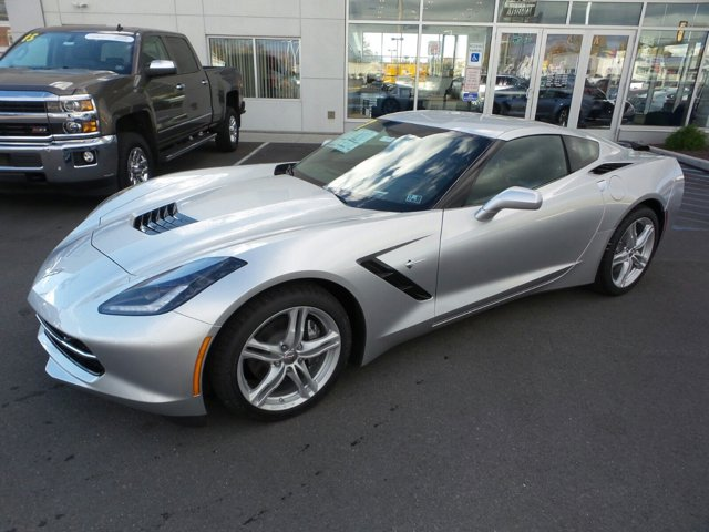 2017 Chevrolet Corvette 3LT