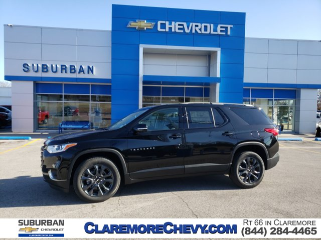 New 2020 Chevrolet Traverse in Claremore, OK