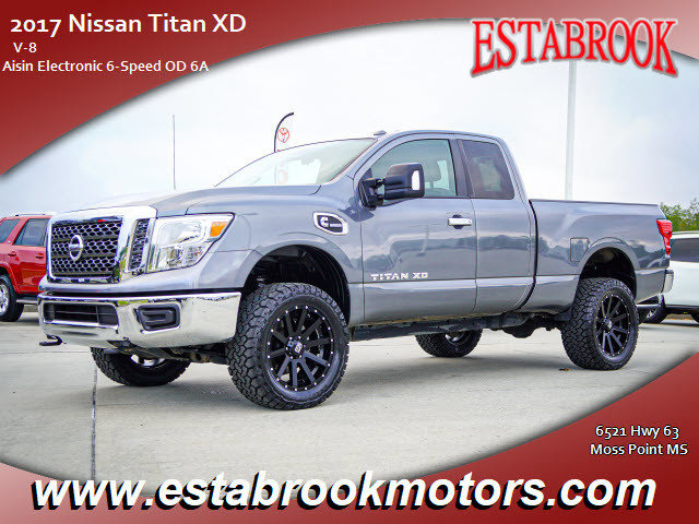 Used 2017 Nissan Titan XD in Moss Point, MS