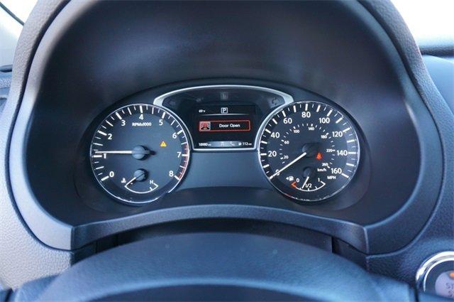 Used 2018 Nissan Altima 2.5 SV Sedan