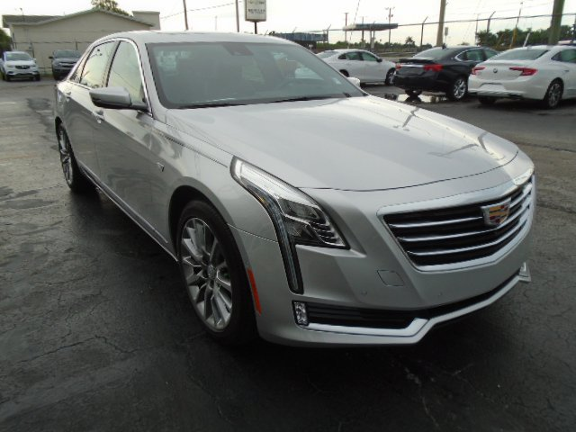 New 2018 Cadillac CT6 in Punta Gorda, FL