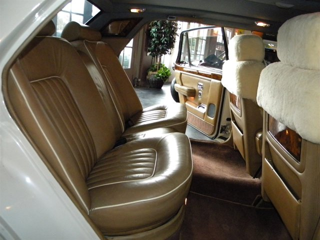 Used 1986 Rolls Royce Silver Spur 4Dr Luxury Sedan