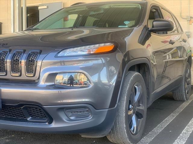 Used 2017 Jeep Cherokee in , LA