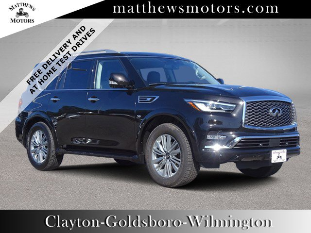 Used 2019 INFINITI QX80 in Goldsboro, NC