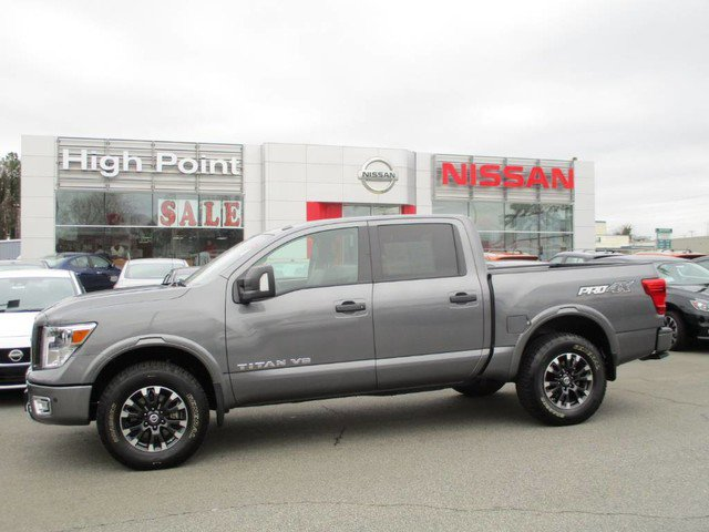 Used 2019 Nissan Titan in High Point, NC