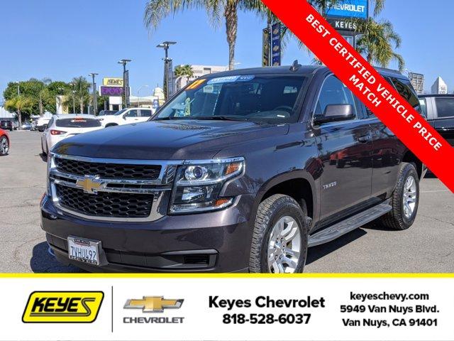 Used 2017 Chevrolet Tahoe in , CA