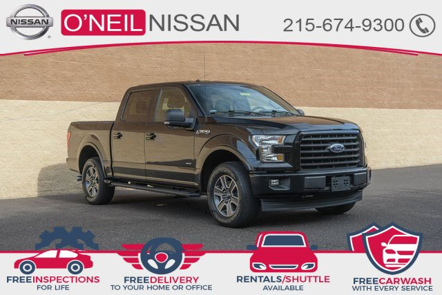 2017 Ford F-150 XLT  Twin Turbo Regular Unleaded V-6 3.5 L/213 [0]