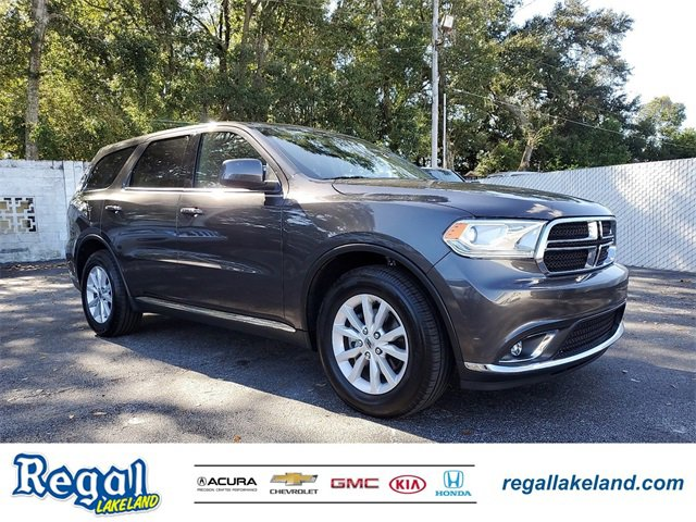 Used 2019 Dodge Durango in Lakeland, FL