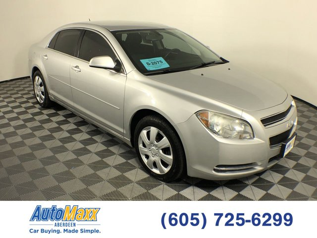 Used 2010 Chevrolet Malibu in Aberdeen, SD