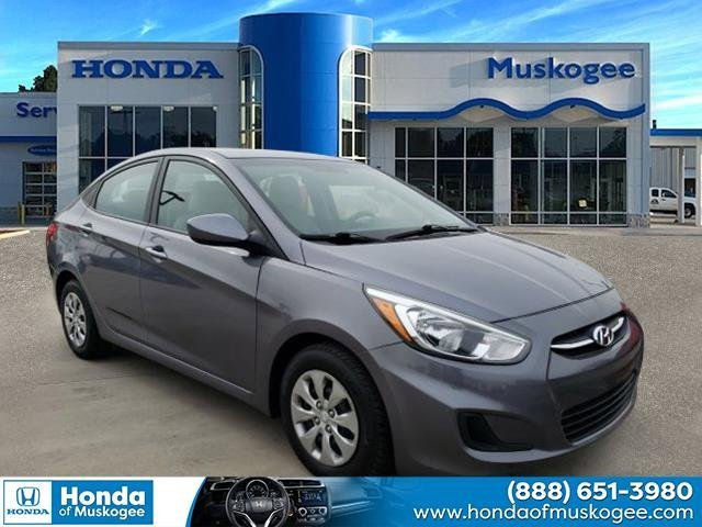 Used 2017 Hyundai Accent in Muskogee, OK