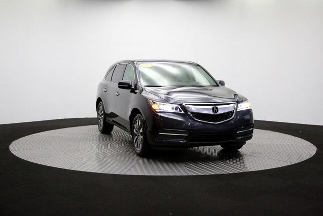 2016 Acura MDX for sale 122785 48