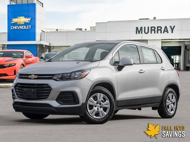2021 Chevrolet Trax LS AWD 4dr LS Turbocharged Gas 4-Cyl 1.4L/ [7]