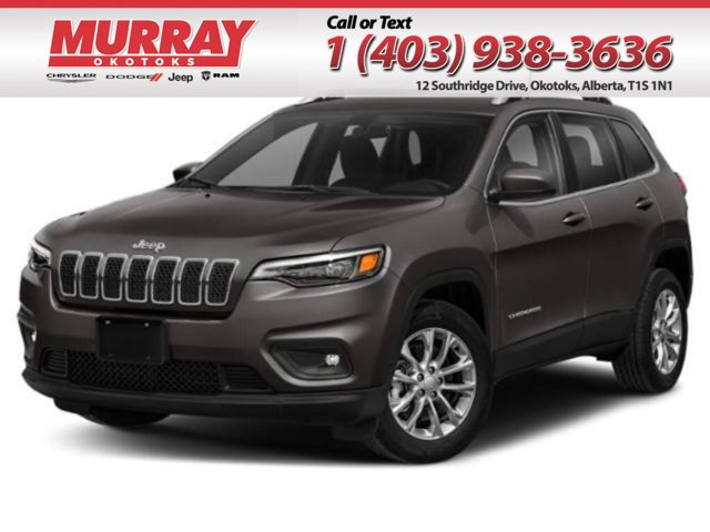 2020 Jeep Cherokee Trailhawk Trailhawk 4x4 Regular Unleaded V-6 3.2 L/198 [8]