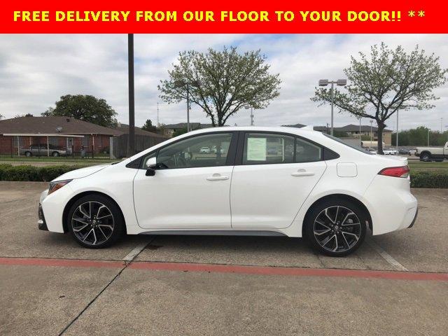 Used 2020 Toyota Corolla in Hurst, TX