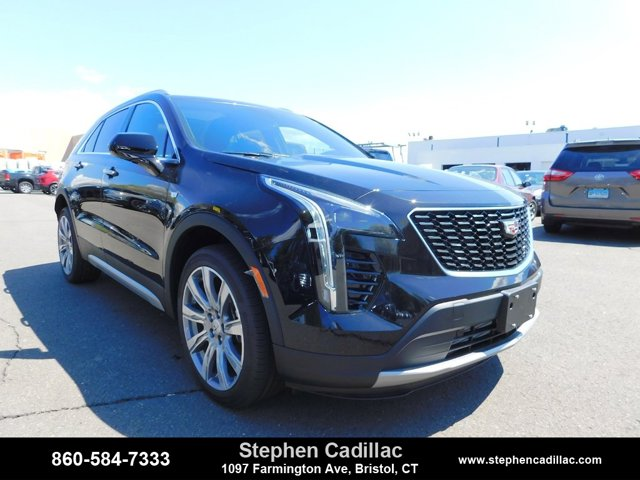 New 2019 Cadillac XT4 in Bristol, CT