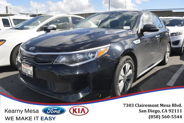Used 2017 KIA Optima Hybrid in San Diego, CA