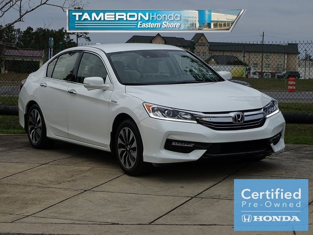 Used 2017 Honda Accord Hybrid in Daphne, AL