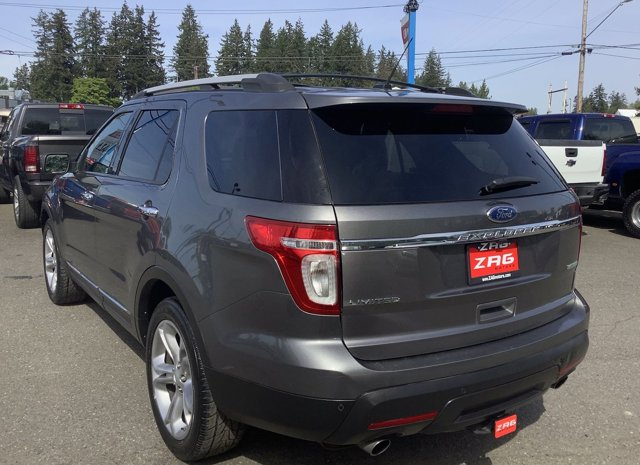 Used 2012 Ford Explorer FWD 4dr Limited