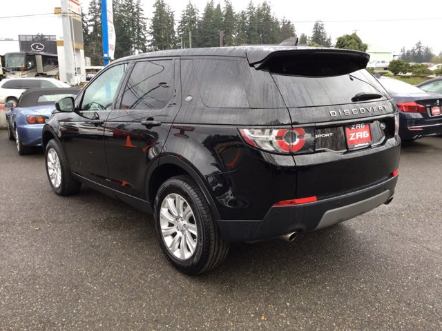 Used 2017 Land Rover Discovery Sport SE 4WD