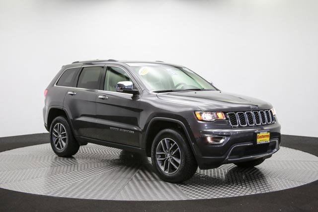 2017 Jeep Grand Cherokee for sale 123313 48