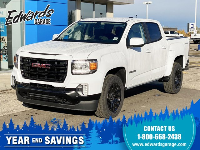2021 GMC Canyon 4WD Elevation Remote Start Apple Carplay 4WD Crew Cab 128″ Elevation Gas V6 3.6L/222 [19]