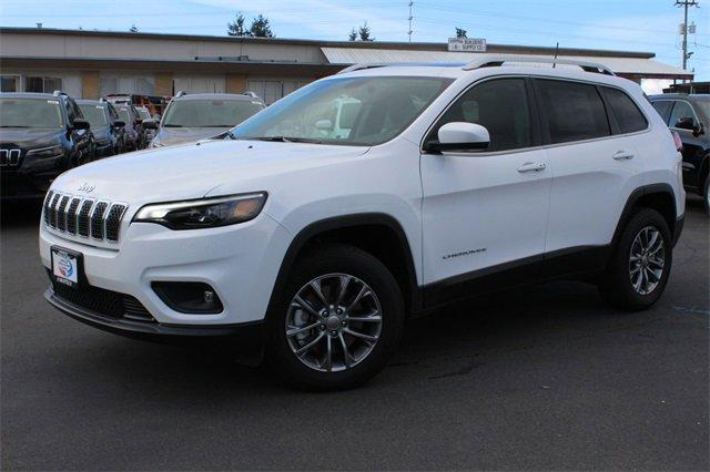 New 2020 Jeep Cherokee in Seattle, WA
