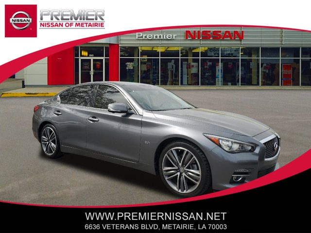 Used 2016 INFINITI Q50 in Metairie, LA