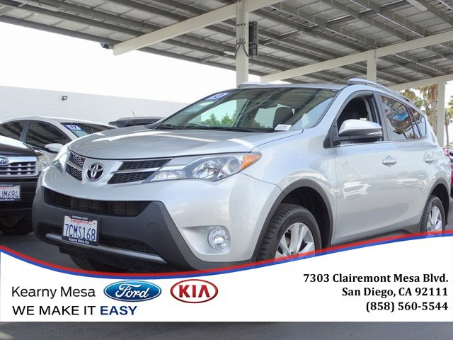 Used 2013 Toyota RAV4 in Chula Vista, CA