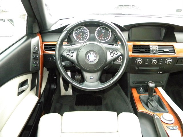 Used 2007 BMW 5 Series 4dr Sdn M5
